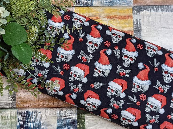 Ab 0.5m Weihnacht's Skulls
