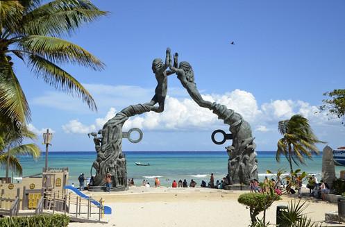 Portal Maya in Playa del Carmen