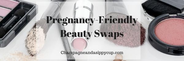 Pregnancy-Safe Beauty Swaps