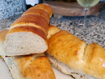 Easy 1-Hour French Bread