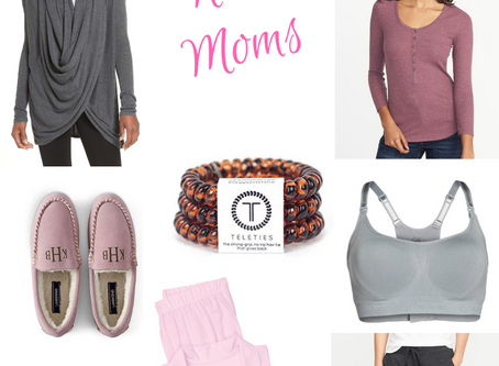 New Mom's Loungewear for Your Hospital Stay