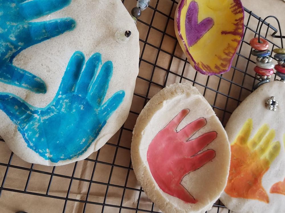 salt-dough-handprints