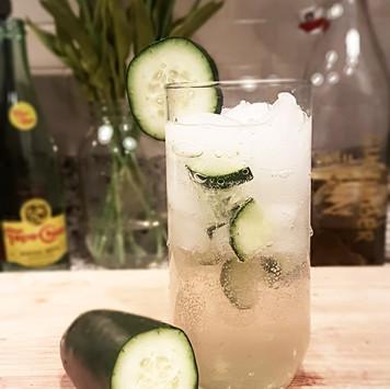 """The Grand Pepino"" Cocktail"