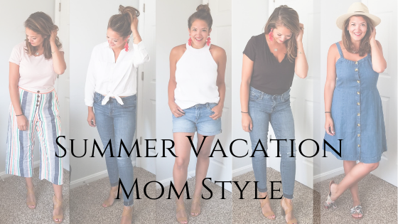 Vacation Style for Every Mom