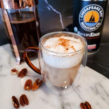 Better Than Starbucks Maple Pecan Latte
