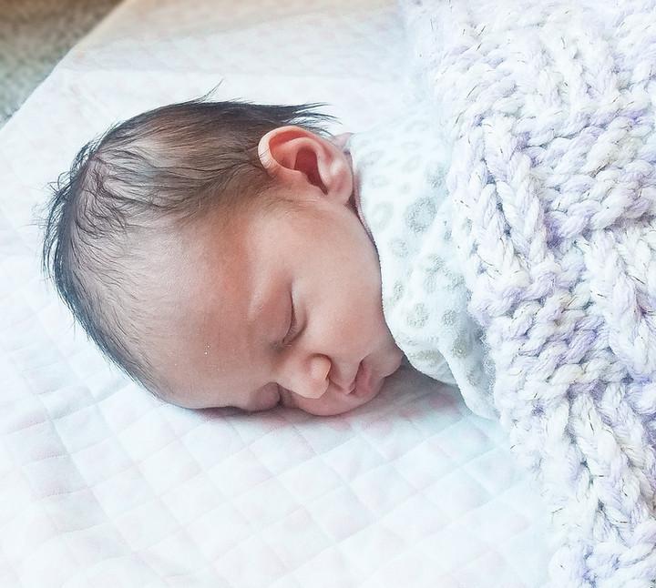 Sleep When the Baby Sleeps...