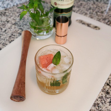 Summer Whiskey Cocktail: Jameson & the Giant Peach