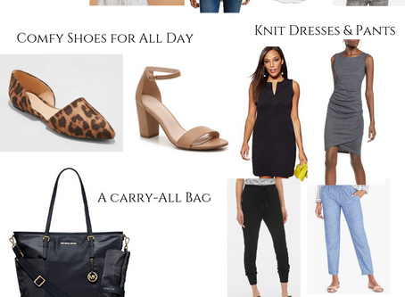 Chic Travel Style for Business Trips