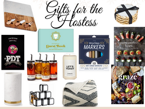 Holiday Gift Guide | For the Hostess