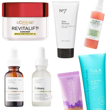 Skincare Products for Combination Skin: My New Routine