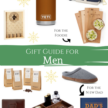 Gifts for The Man Who Has Everything