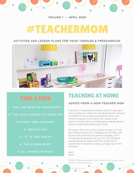 Pre-K_Activities_and_Lessons_•_April_2