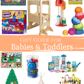 Baby, Toddler & Preschool Gift Guide
