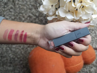5 Fall Lipstick Favorites