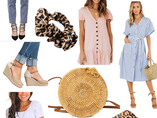 Favorite Amazon Finds for Spring