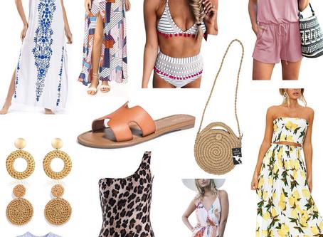 Amazon Vacation Styles UNDER $20