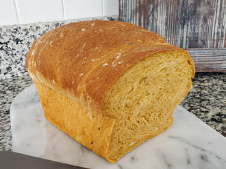 Roasted Tomato and Herb Bread