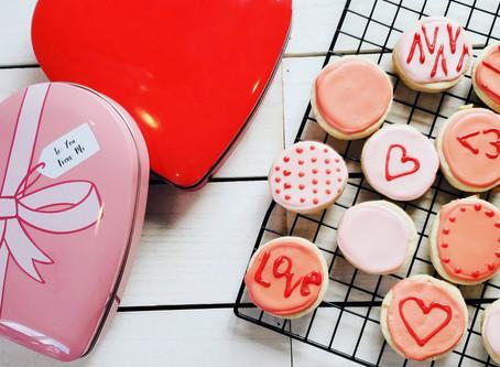 Sugar Cookies with Royal Icing