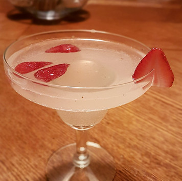 """""""Berry Patch"""" Martini"""