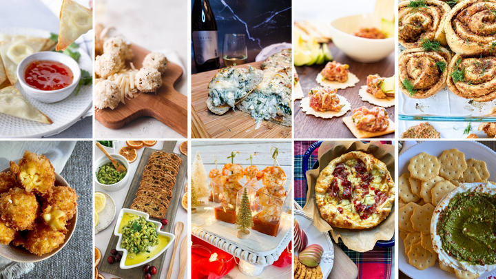 Top 10 Holiday Appetizers You Need This Season