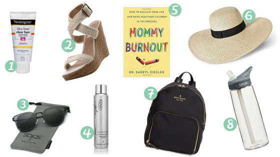 Summer Essential Packing List