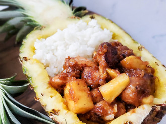 30-Minute Meal: Pineapple Chicken