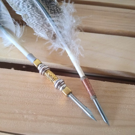 FEATHER QUILLS