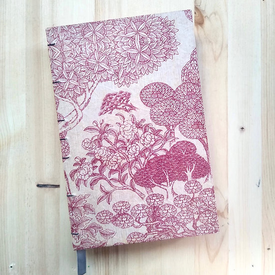Printed Paper Bound Planners