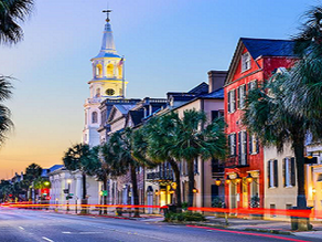 The Holy City Calls -- Charleston!