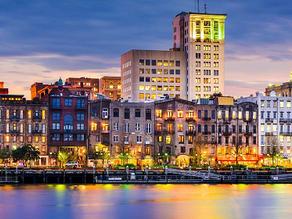 Savannah, the Coastal Getaway!