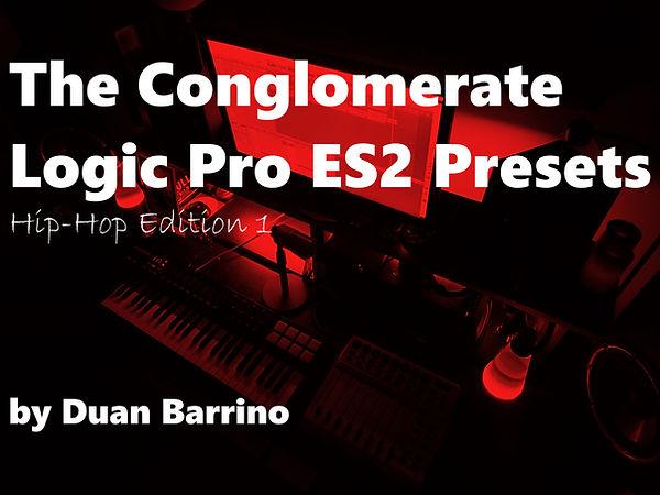 Logic Pro ES2 Presets | Logic Pro ES2 Hip Hop Presets
