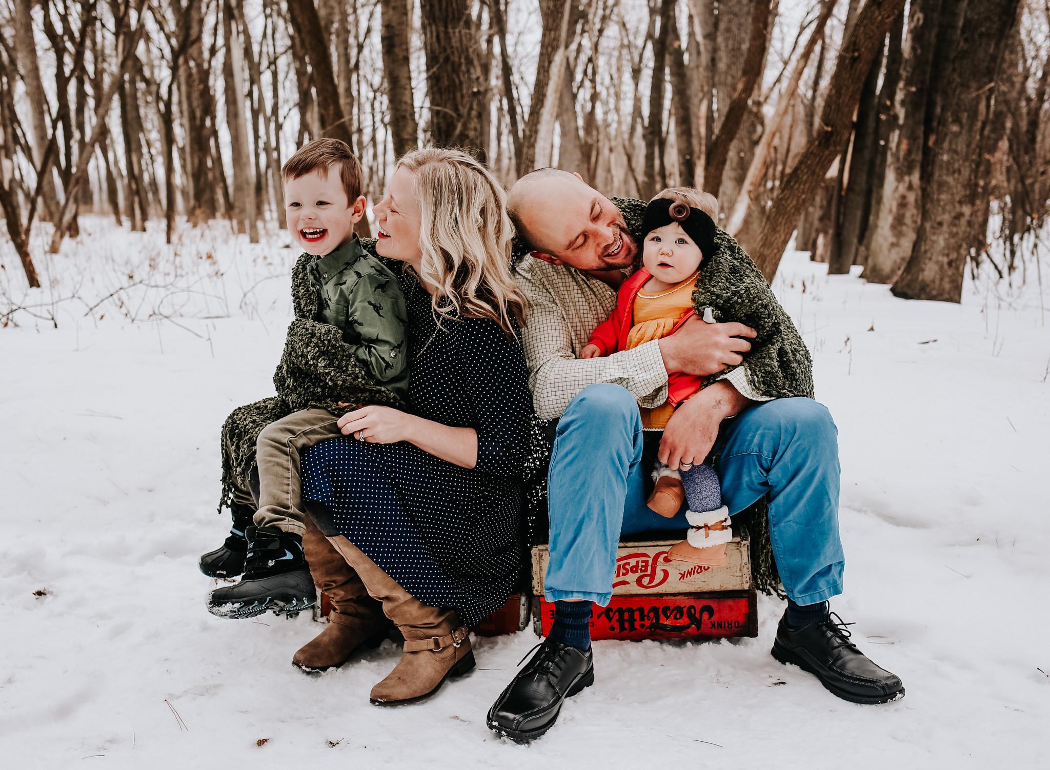 Family Portrait Mini Session
