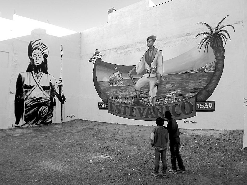 Kouka Ntadi, Tats cru, graffiti, street art, murals