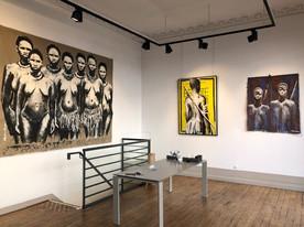 Kouka Ntadi, Galerie Artset