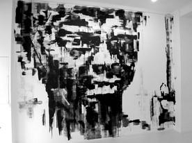 Kouka Portrait Guerrier Bantu