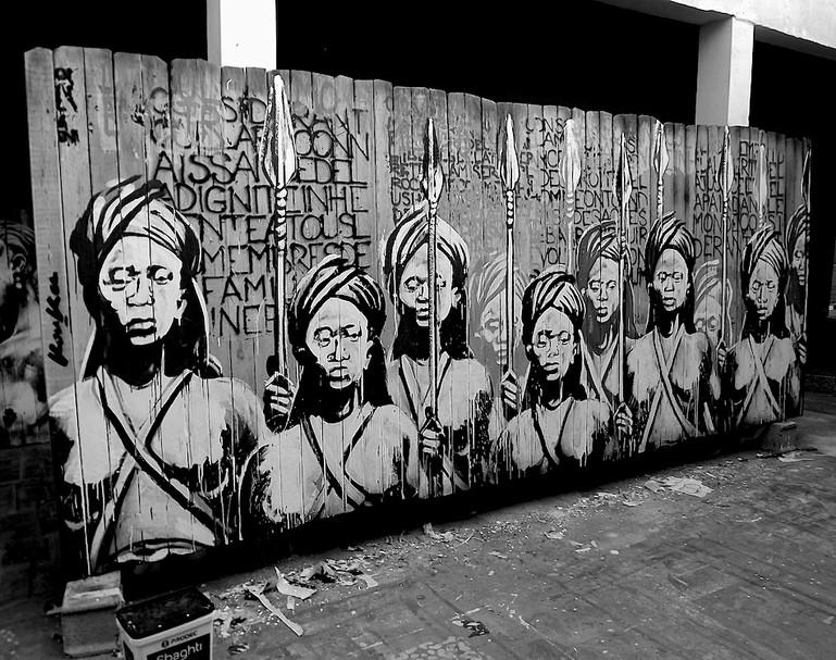 "Kouka Ntadi, exposition ""Bantu - No(s) Culture(s)"""