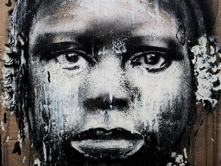 Portrait bantu Kouka Ntadi