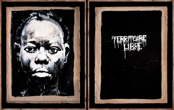 """Penny Black"" (Territoire Libre)"