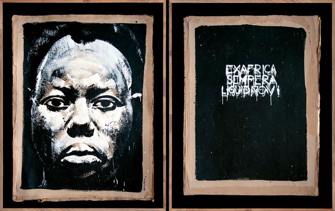 """""""Penny Black"""" (Ex Africa Semper Aliquid Novi)"""