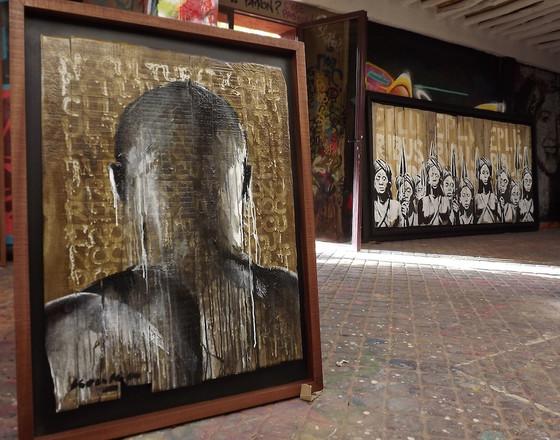Kouka Ntadi, African Contemporary Art