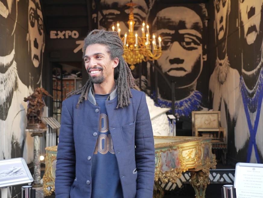 Collaboration Kouka Ntadi - Marc Maison