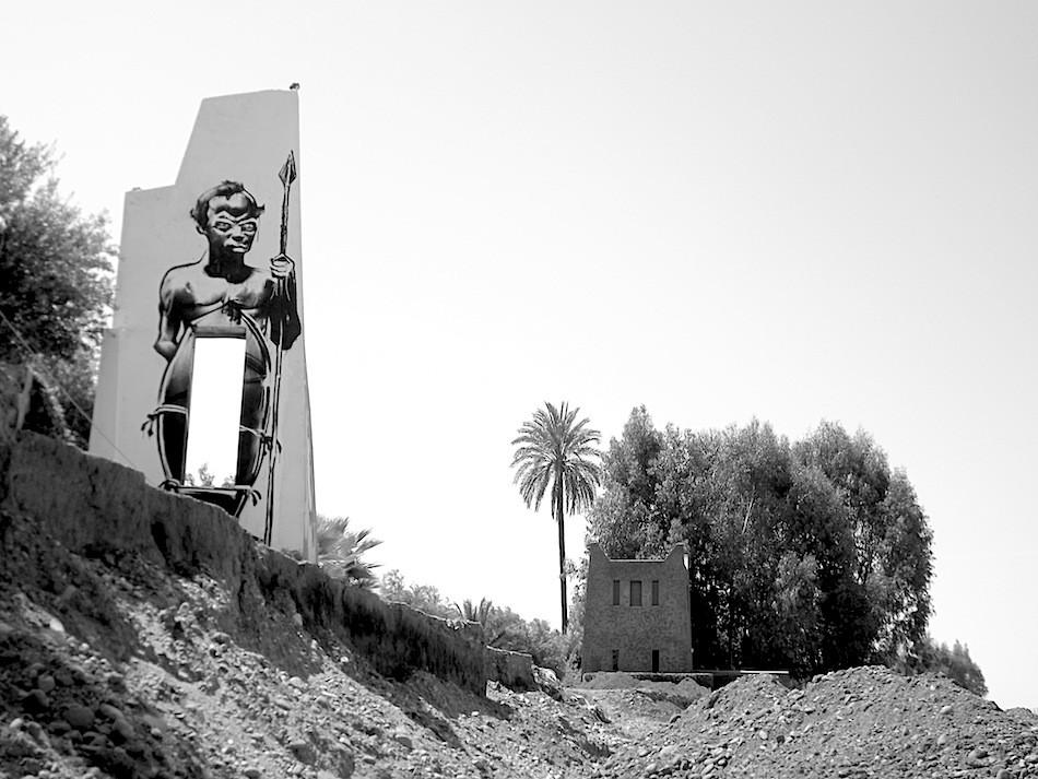 Kouka Ntadi, Guerrier Bantu, Marrakech