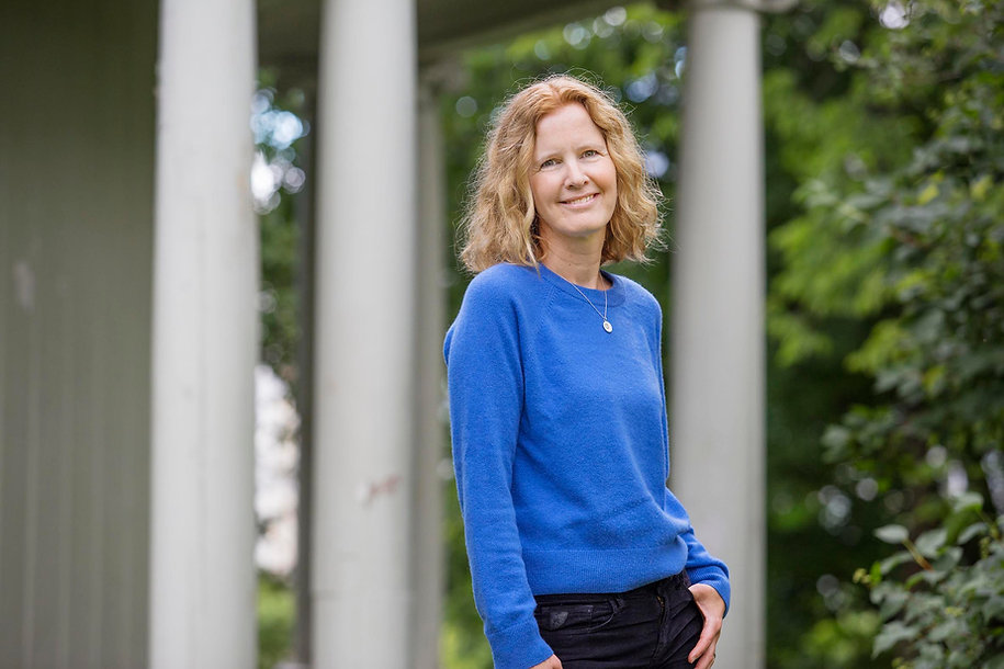 Carina Henske, gestaltterapeut MNGF