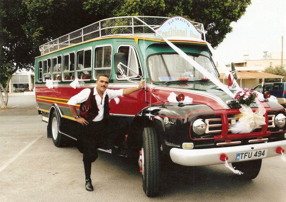 lefteris bus