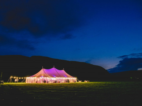 Rich history, breath-taking scenery, Alpaca's and Fishing. Can you have it all on your wedding day?