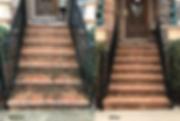 brick-front-door-steps