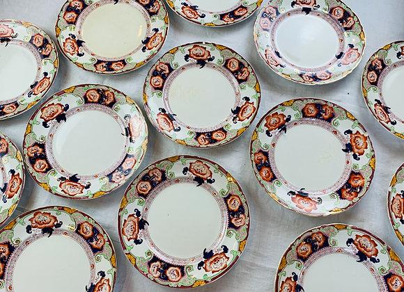 DAVENPORT DINNER PLATES