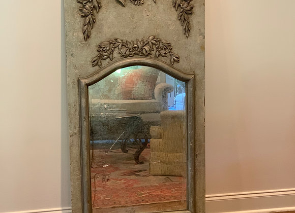 AMY HOWARD CARVED TROPHY MIRROR