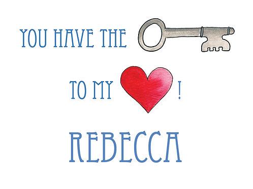Key Valentine