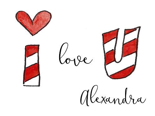 143 Valentine
